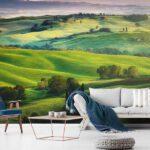 Fototapet 3D Tuscany Landscape