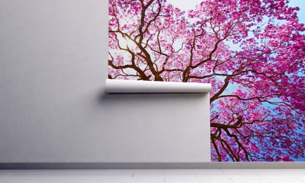 Fototapet 3D Blooming Flowers