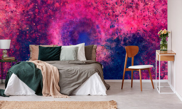 Fototapet pentru living Fantasy Colors